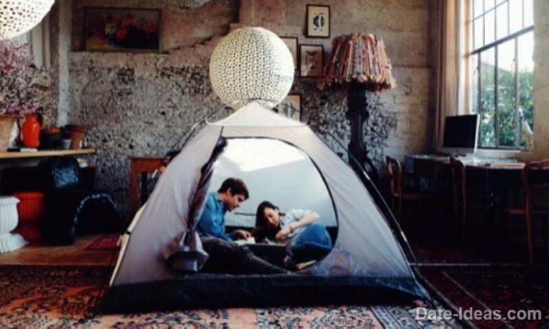 Carpet Camping 1