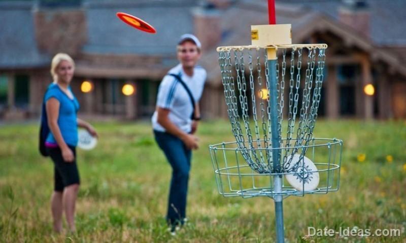 Disc Golf 30