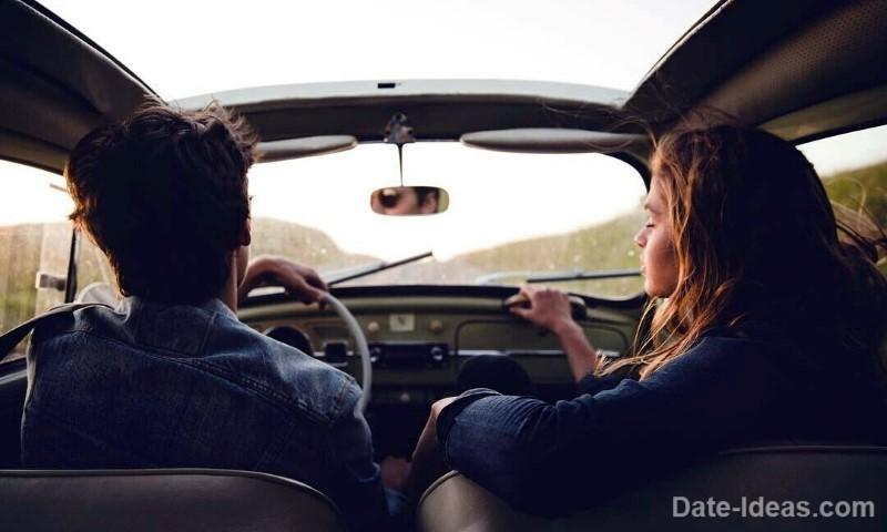 Drive Around 24
