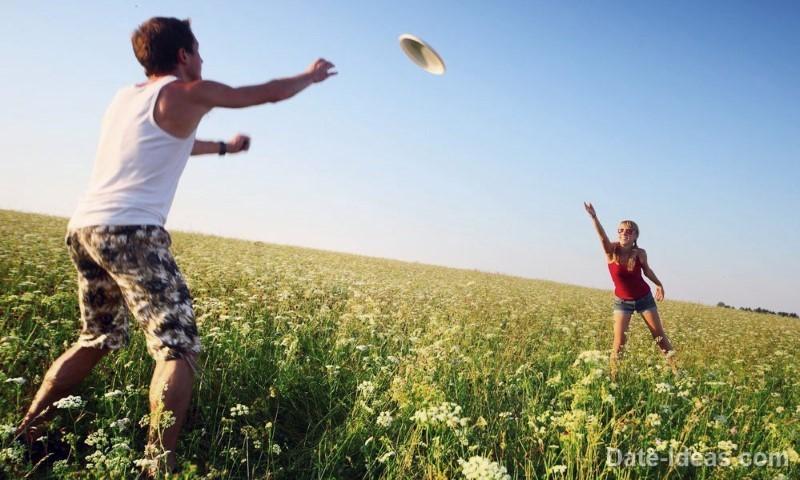 Frisbee 28