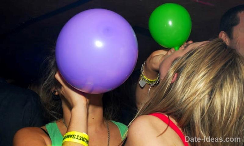 Helium Balloons 1